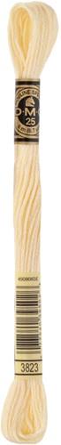 DMC 117MC Mouliné Spécial Embroidery Thread 8m 3823