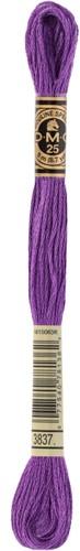DMC 117MC Mouliné Spécial Embroidery Thread 8m 3837