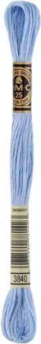DMC 117MC Mouliné Spécial Embroidery Thread 8m 3840