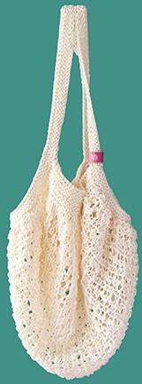 Joly Bag Knitting Kit 1 Cream