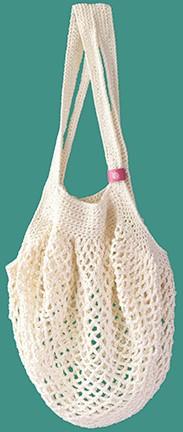 Joly Bag Crochet Kit 1 Cream