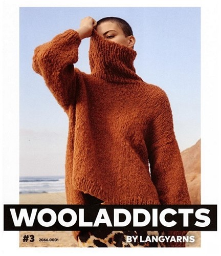 Lang Yarns Wooladdicts #3