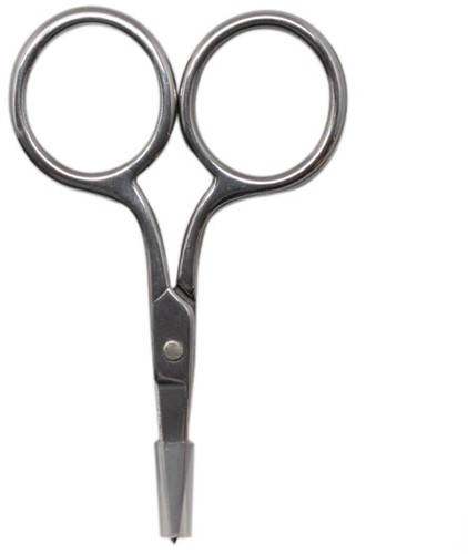 Yarn and Colors Tiny Scissors Silver