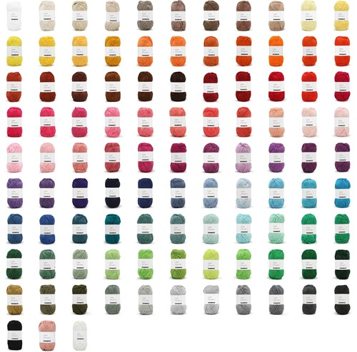 Yarn and Colors Must-Have All Colors Yarn Pack