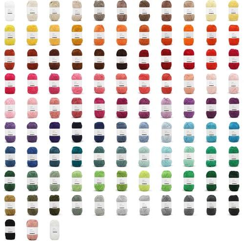 Yarn and Colors Must-have Alle Kleuren Pakket