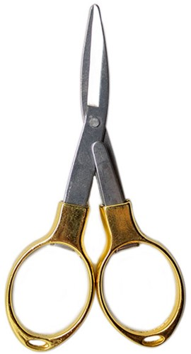 Yarn and Colors Foldable Scissors Gold