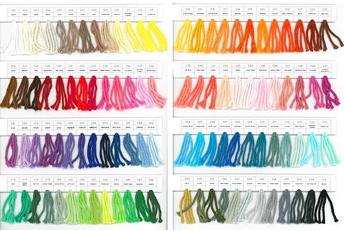 Yarn and Colors Epic Shade Card