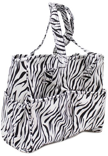 Craft Bag Zebra