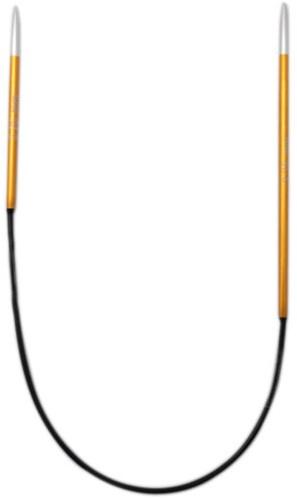 KnitPro Zing Sock Circular Knitting Needles 25cm 2,5mm