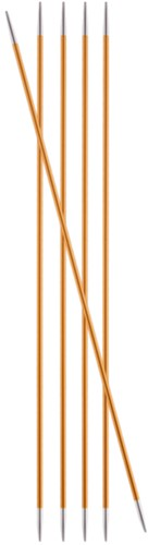 KnitPro Zing Double Pointed Needles 20cm 2,25mm