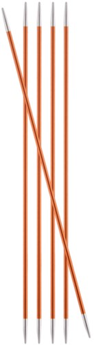 KnitPro Zing Double Pointed Needles 20cm 2,75mm