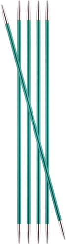 KnitPro Zing Double Pointed Needles 20cm 3,25mm