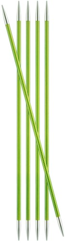 KnitPro Zing Double Pointed Needles 20cm 3,5mm